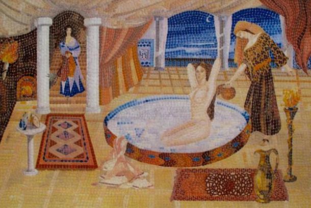 Cleopatra-Milk-Bath