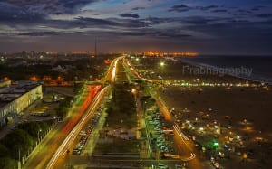 chennai_marina_beach_night_view