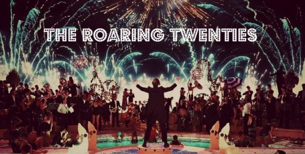 The Roaring Twenties- Art, Fashion, and all that Jazz The Roaring Twenties- Art, Fashion, and all that Jazz