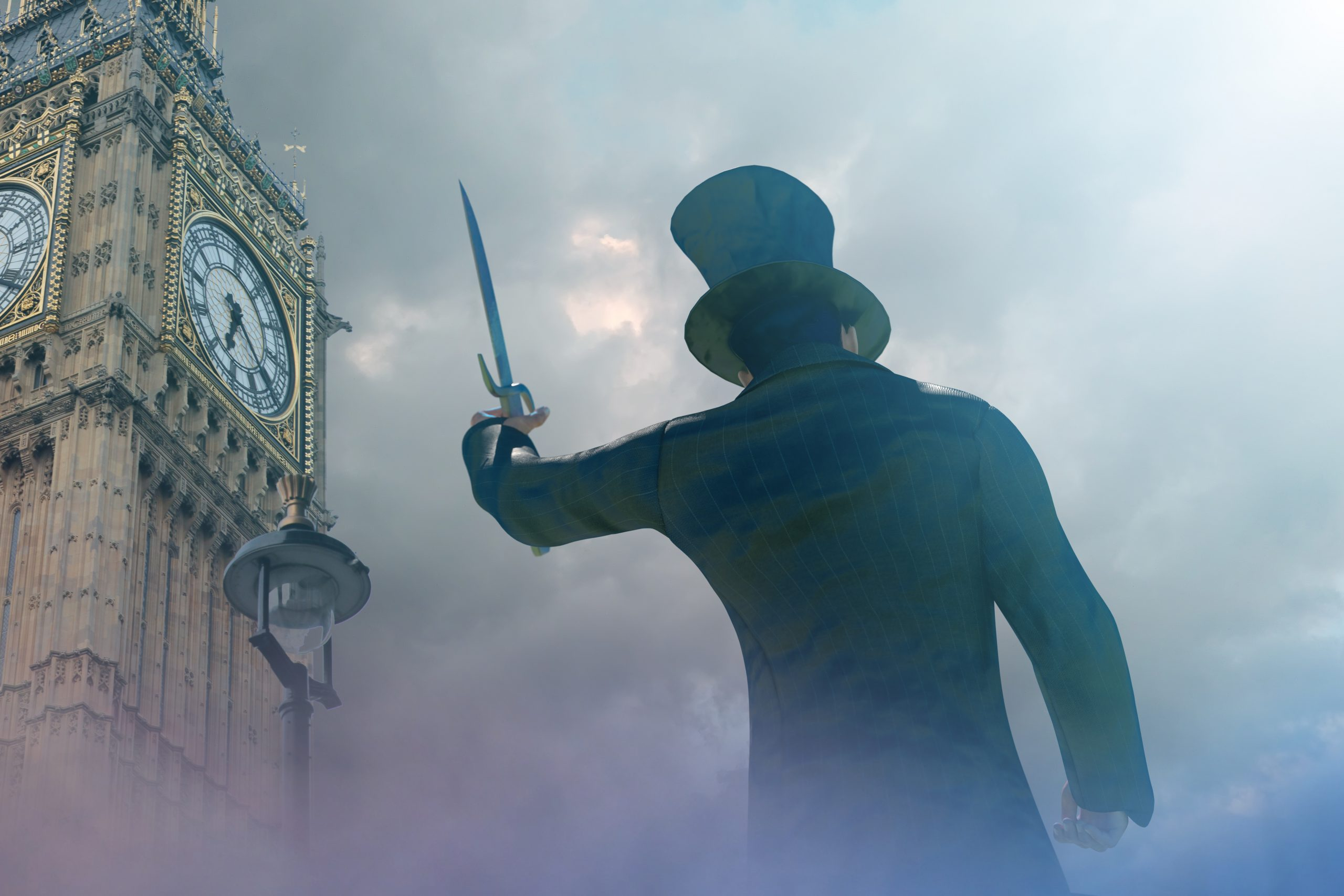 Jack the ripper in London