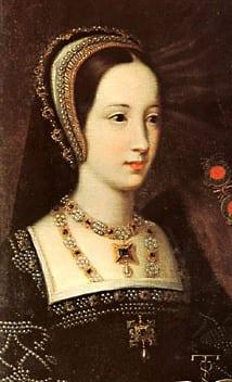 Mary I of England 8