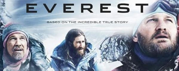Movie Review: Everest Movie Review: Everest