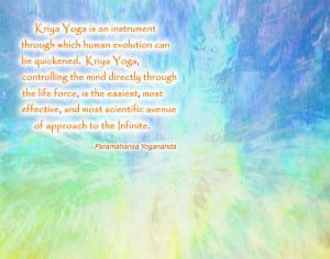 Kriya Yoga is an instrument_wp