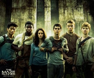 The-Maze-Runner (1) Movie Review - The Maze Runner: Scorch Trials