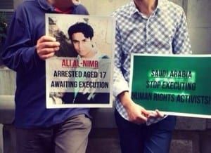 ali-mohammed-al-nimr (1) Horror Judgement: Saudi Lad Sentenced To Beheading And Crucifixion!