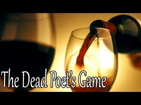 The Spookiest Game Ever: The Dead Poet's Game! The Spookiest Game Ever: The Dead Poet's Game!