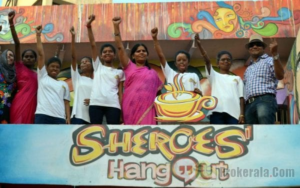 Sheroes' Café – The Hangout of Heroes! 4