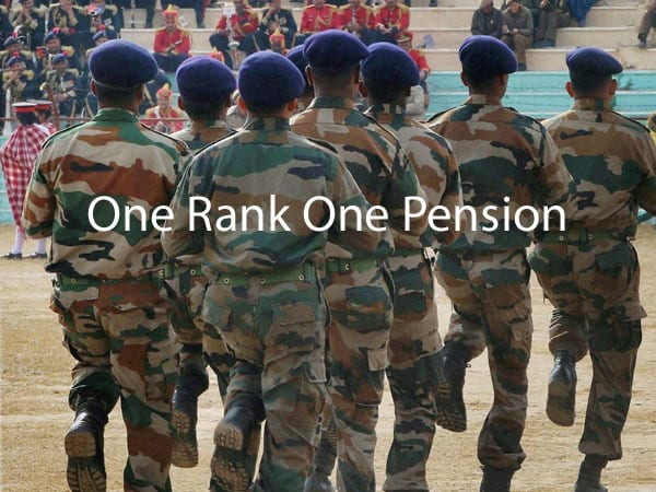 One Rank One Pension – 10 Things To Know One Rank One Pension - 10 Things To Know