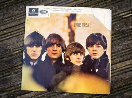 Beatles for Sale EP Single by The Beatles