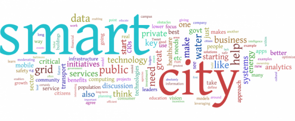 Smart Cities – The Nation's Urban Future Smart Cities - The Nation's Urban Future