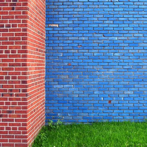 The Four Walls walls