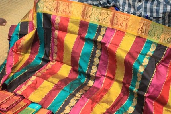 Indian Sarees – 6 Yards Of Elegance! 1