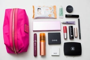 A simple makeup kit will serve the purpose.  sexy