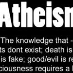 The Types of People You Meet If You are an Atheist 13