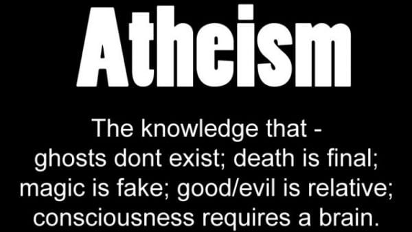 The Types of People You Meet If You are an Atheist 8