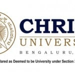 College Event: Christ University National Conference on Hospitality 15