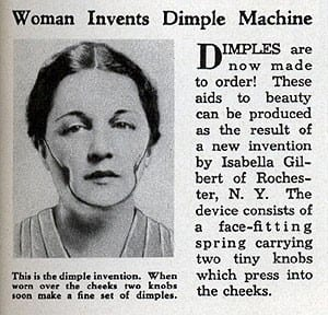 dimple trends