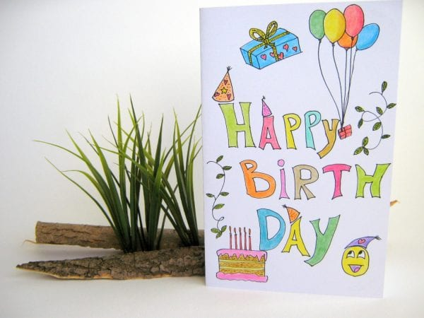 How to draw a birthday card choice image birthday cake decoration how to draw birthday card gallery birthday cards ideas how to draw birthday card gallery birthday m4hsunfo Images