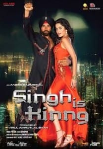 Singh is King- Bollywood movies