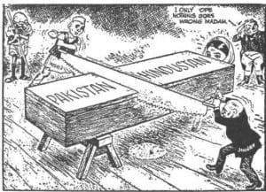 partition cartoon copy