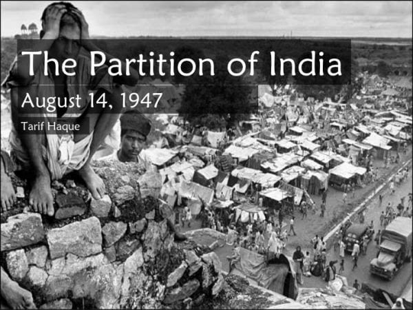 How Partition Changed India 7