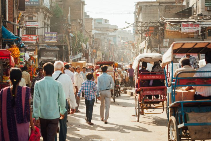 Chandni Chowk India