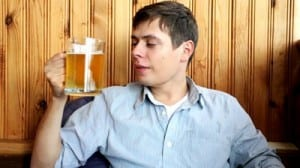 stock-footage-young-man-drinking-cold-beer challenge