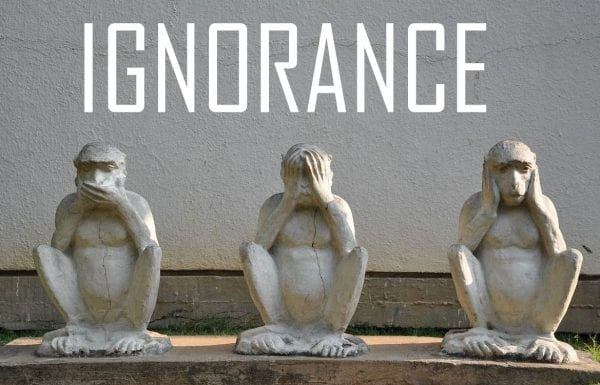 Ignorance is Not Always Bliss: A List of The Most Ignorant Countries ignorant countries