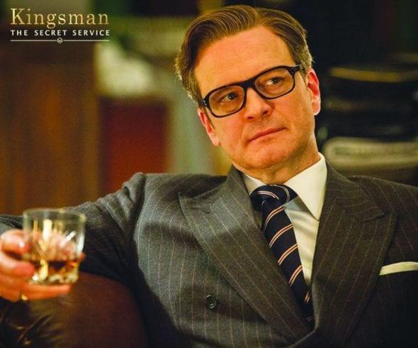 Kingsman – The Self-Aware James Bond. 1