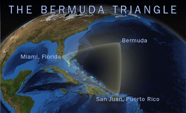 Bermuda Triangle: A Mystery Yet To Be Unveiled! bermuda triangle