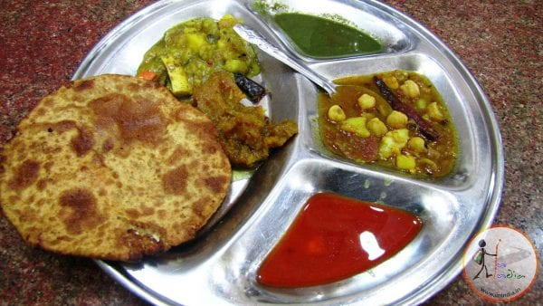 The story of a parantha