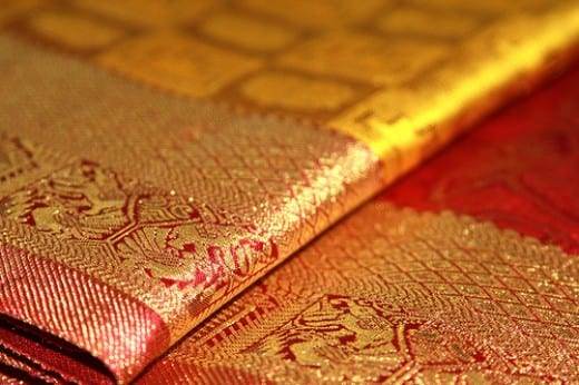 The Most famous Indian Sarees 7