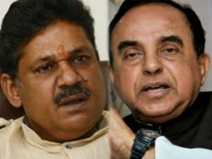 Azad_Swamy_PTI_380 Kirti Azad Suspended from BJP
