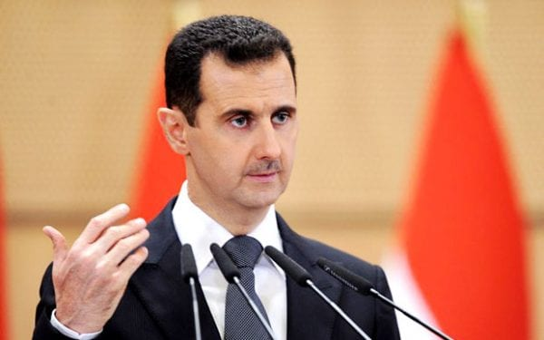 Protests against Bashar al-Assad, the President of Syria, paved the way for the onset of the Syrian Civil War