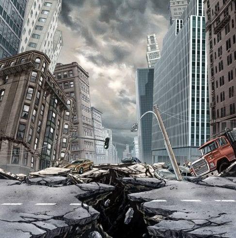 The Quake- A Short Story. 3