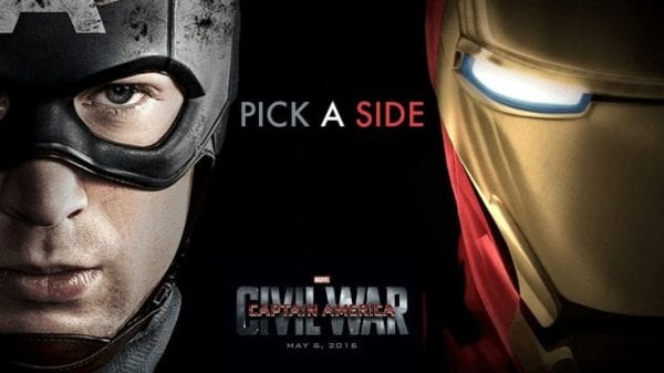 Civil War: Captain America Vs Iron Man! Who will win the battle? 4