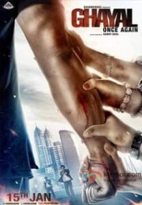 Ghayal-Once-Again-Poster