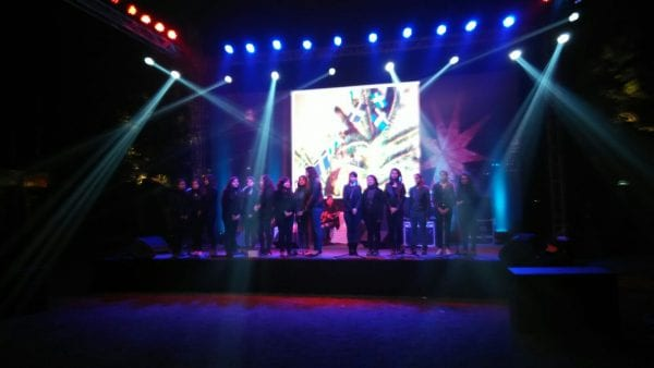 Indraprastha College Music Societies Celebrate LUCIA at the Embassy Of Sweden 6