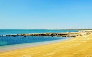 Secret Coral beach Diu