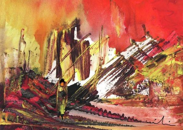The Quake- A Short Story. preeti