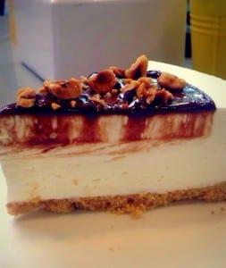 Hazelnut Cheesecake (Credits: Sahil Purswani)