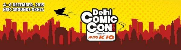 Comic Con '15 : Celebrating Geekiness comic con