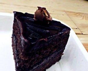 Ferrero Rocher cake (Credits: Sahil Purswani)