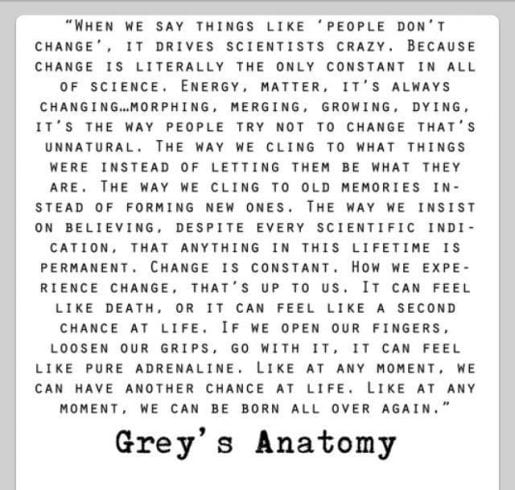 7 Best Grey\'s Anatomy Quotes #InsightsIntoLife