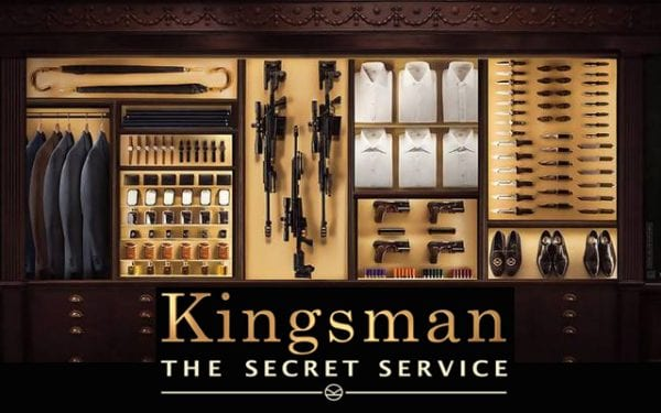 Kingsman – The Self Aware James Bond. kingsman