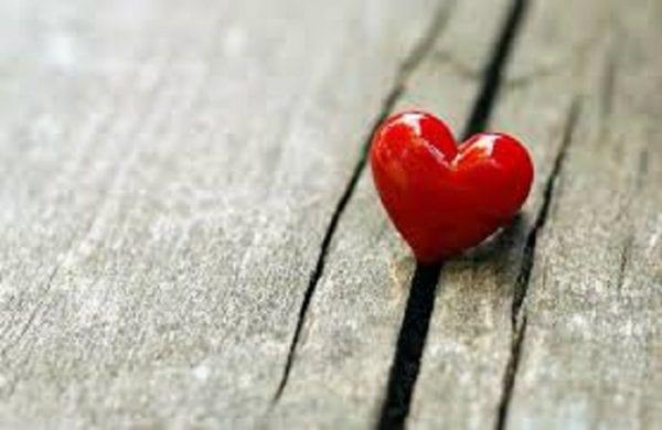 Love Heals love