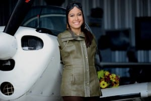 Jessica Cox: Pilot