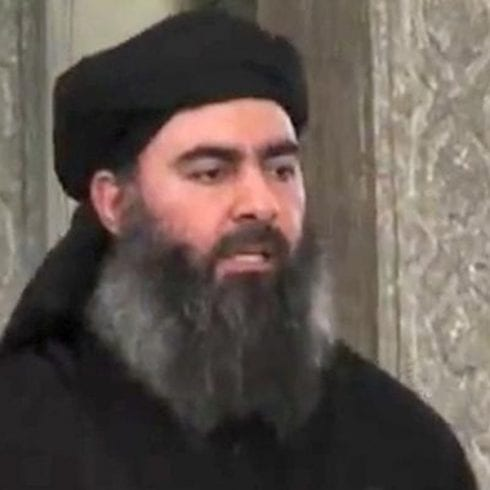 Abu Bakr al-Baghdadi replenished the leadership of the Islamic State