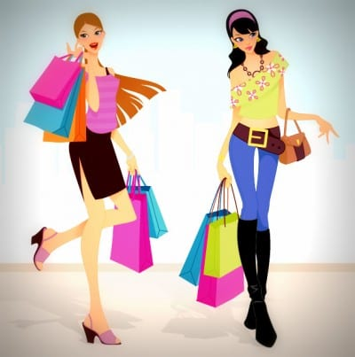 The Fuss Of Shopping shop