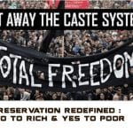Reservation is Not the Solution to Casteism 21
